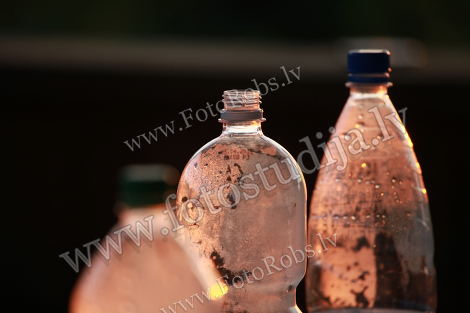 Brown bottles
